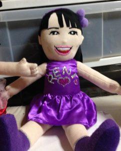 れにちゃん人形