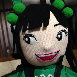ももクロ人形