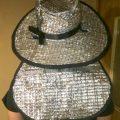帽子を作る◆ガーデニングにおすすめの涼しい帽子メンズにも