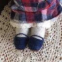 人形の靴の簡単な作り方